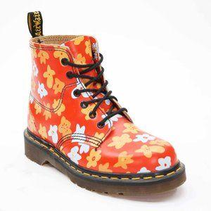 Vintage Doc Marten Ladies 3 UK (5 US) England Boot